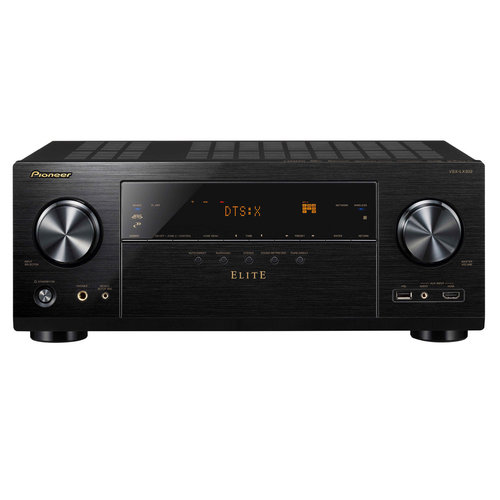 View Larger Image of VSX-LX302 7.2 Channel Network AV Receiver
