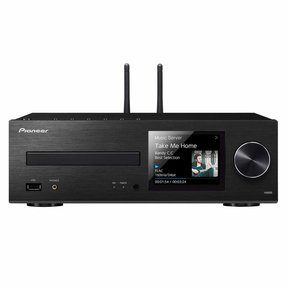XC-HM86 2-Channel Network Amplifier with Bluetooth and Wi-Fi (Black)