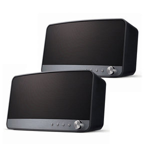 MRX-3 Wireless Streaming Speaker with Wi-Fi and Bluetooth - Pair