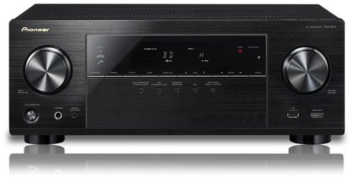 View Larger Image of VSX-824-K 5.2 Networked AV Receiver With HDMI 2.0