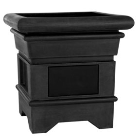 Flagstone Outdoor Residential Planter Speaker with 180-Degree Stereo Sound - Each