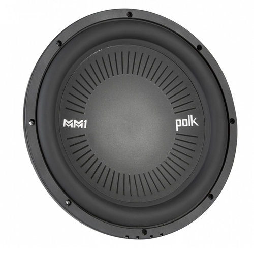 "View Larger Image of 10"" DVC MM1-Series Subwoofer with Marine Certification"