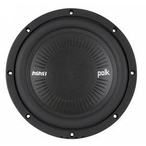 "8"" DVC MM1-Series Subwoofer with Marine Certification"