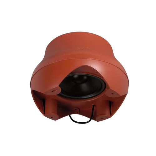"""View Larger Image of Atrium Sub10 Outdoor Subwoofer With 10"""" Woofer - Each (Terracotta)"""