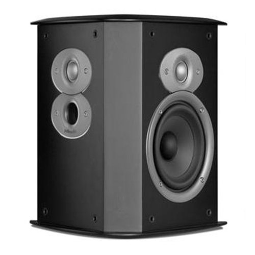 View Larger Image of F/XiA4 Timbre-Matched Bipole/Dipole Surround Loudspeakers - Pair (Black)