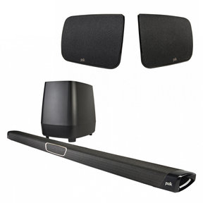 MagniFi MAX Maximum-Performance Home Theater Sound Bar System with SR1 Wireless Rear Surround Speakers