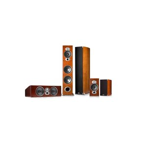 RTi A7 5.0 Home Theater Speaker Package (Cherry)