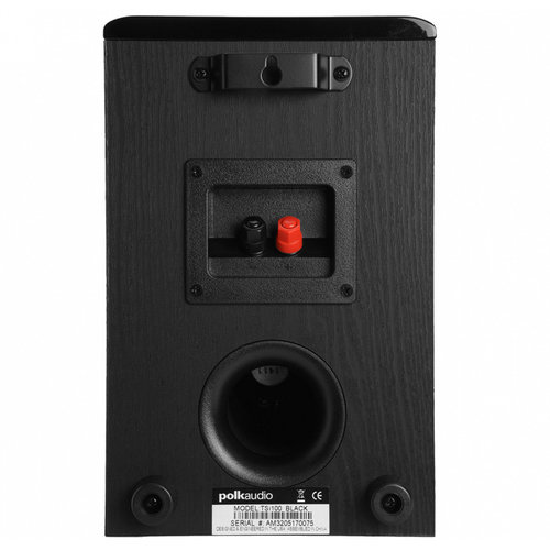 "View Larger Image of TSi100 2-Way Bookshelf Speakers With 5.25"" Driver - Pair"