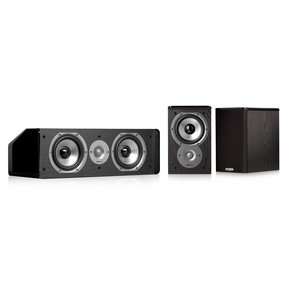 TSi100 3.0 Home Theater Speaker Bundle (Black)