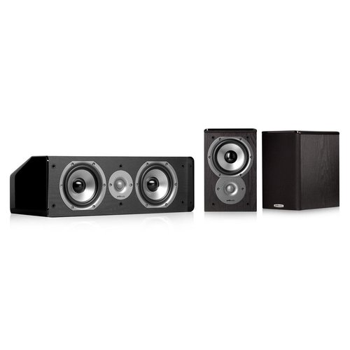 View Larger Image of TSi100 3.0 Home Theater Speaker Bundle (Black)