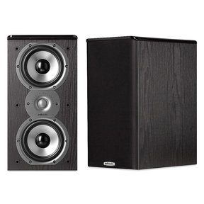 "TSi200 2-Way Bookshelf Speakers with Dual 5-1/4"" Drivers - Pair"
