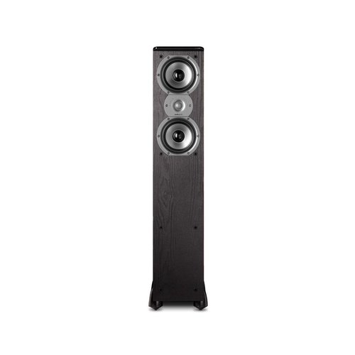 "View Larger Image of TSi300 3-Way Tower Speakers with Two 5-1/4"" Drivers - Pair (Black)"