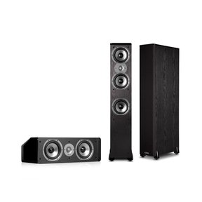 TSi400 3.0 Home Theater Speaker Package (Black)