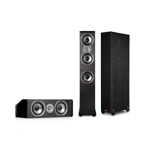View Larger Image of TSi400 3.0 Home Theater Speaker Package (Black)