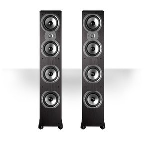 "TSi500 High Performance Tower Speakers with Four 6-1/2"" Drivers - Pair"