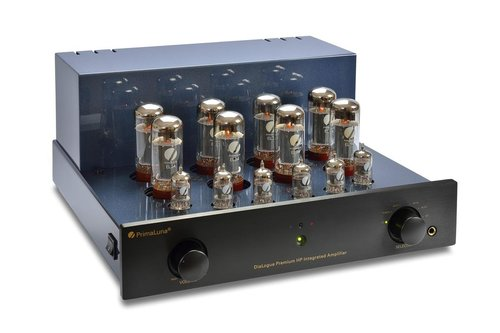 View Larger Image of DiaLogue Premium HP Integrated Amplifier (Black)
