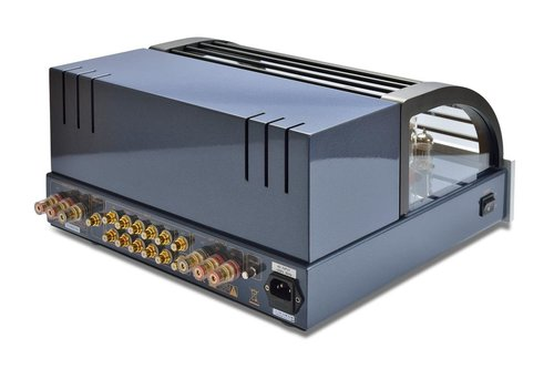 View Larger Image of DiaLogue Premium HP Integrated Amplifier (Silver)