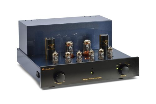 View Larger Image of DiaLogue Premium Preamplifier (Black)