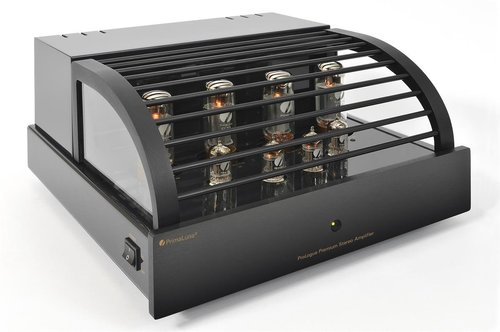 View Larger Image of ProLogue Premium Stereo Power Amplifier (Black)