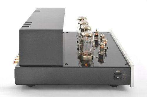 View Larger Image of ProLogue Premium Stereo Power Amplifier (Silver)