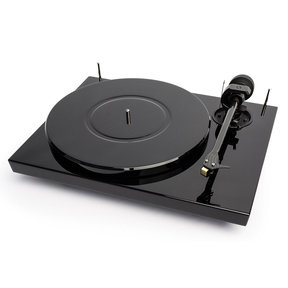 1Xpression Carbon Turntable with Sumiko Pearl Cartridge (Gloss Black)