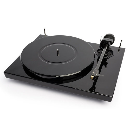 View Larger Image of 1Xpression Carbon Turntable with Sumiko Pearl Cartridge (Gloss Black)
