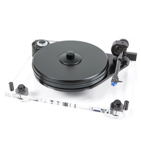6Perspex DC Turntable SuperPack With Sumiko Blue Point Special EVO III