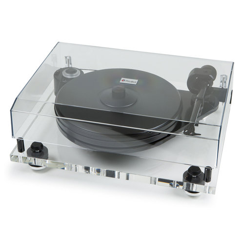 View Larger Image of 6Perspex DC Turntable SuperPack With Sumiko Blue Point Special EVO III