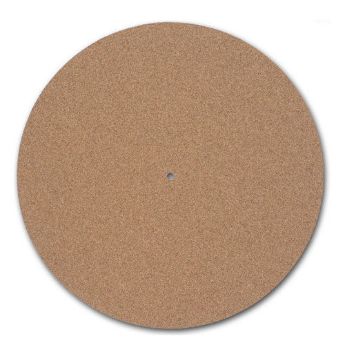 View Larger Image of Cork It Turntable Mat