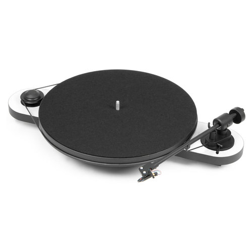 """View Larger Image of Elemental Manual Turntable with 8.6"""" Ultra Low-Mass Tonearm"""