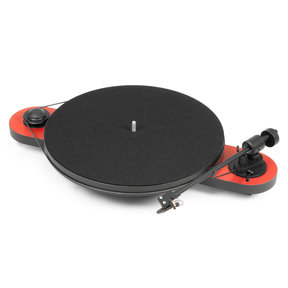 Elemental Manual Turntable with Internal Phono Preamp and USB Out