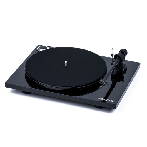 View Larger Image of Essential III Turntable with OM 10 Cartridge