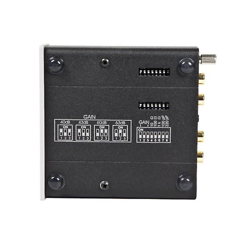 View Larger Image of Phono Box S MM/MC Phono Preamp (Black)