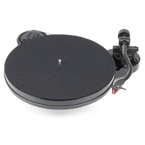 View Larger Image of RPM 1.3 Manual Turntable With Sumiko Pearl Cartridge (Gloss Black)