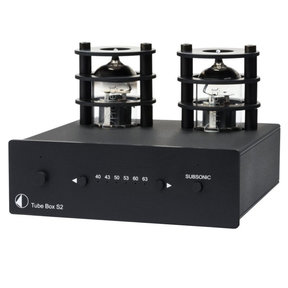 Tube Box S2 Phono Preamplifier