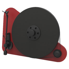 VT-E Left-Handed Vertical-Standing Plug & Play Turntable