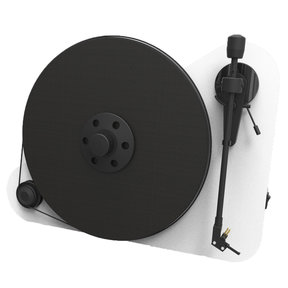 VT-E Right-Handed Vertical-Standing Plug & Play Turntable