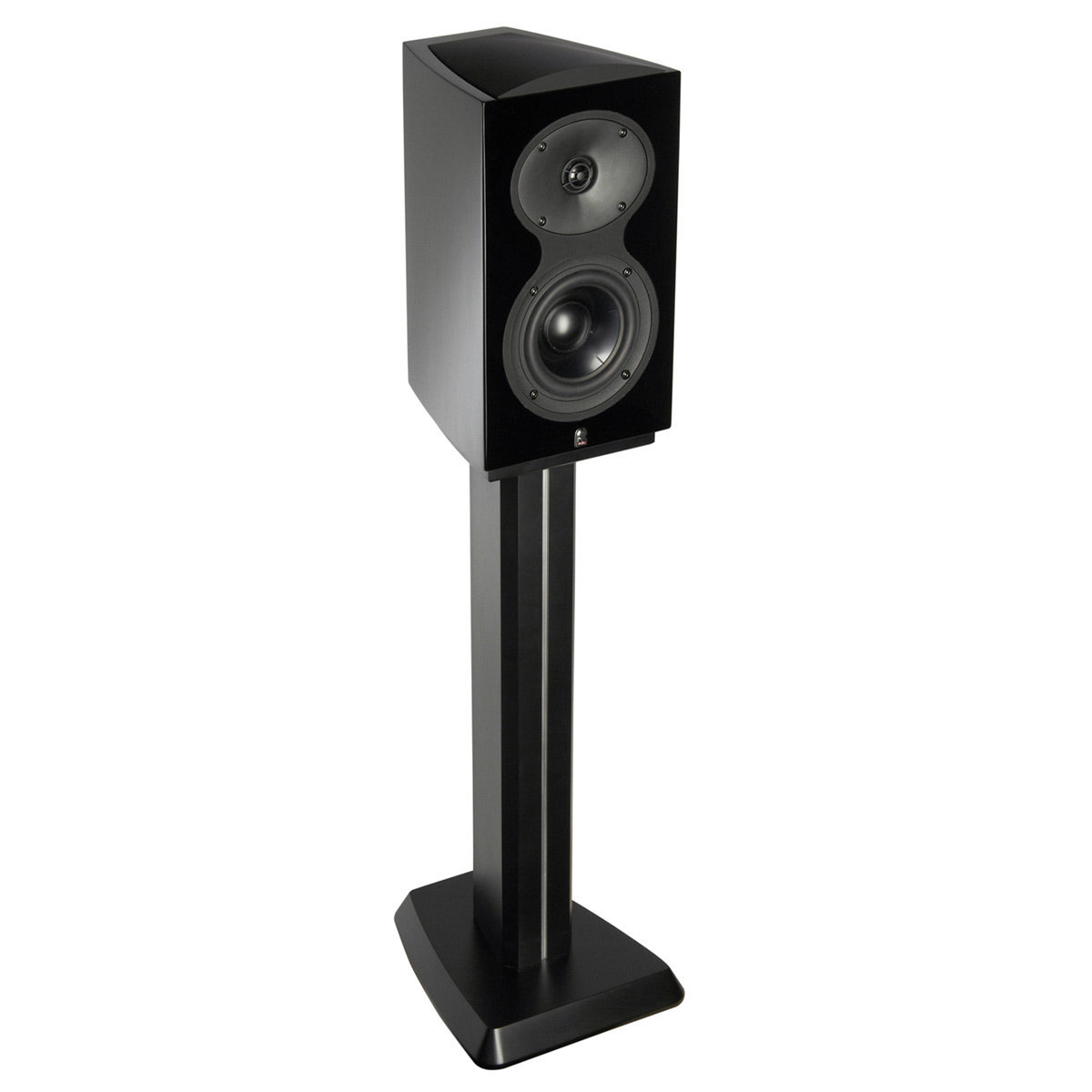 View Larger Image Of Performa3 Floor Stands For M105 M106 Bookshelf Speakers