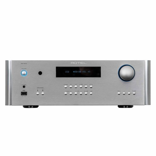 View Larger Image of RA-1570 120W Integrated Amplifier with Bluetooth