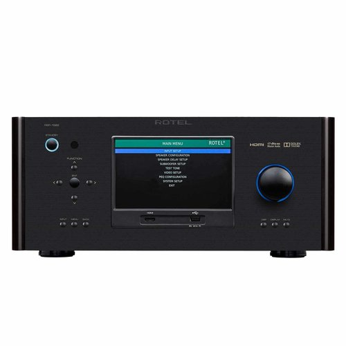 View Larger Image of RSP-1582 7.1 HDMI Surround Processor/Preamplifier
