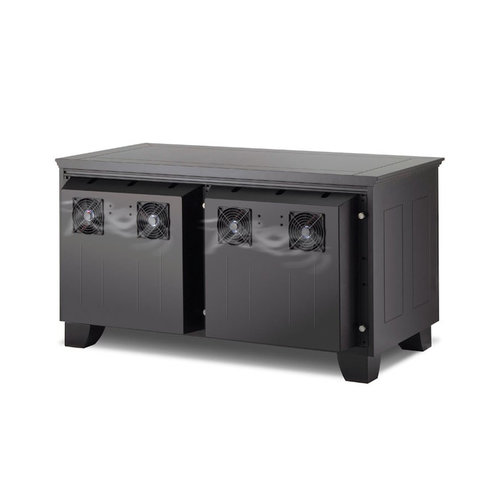 """View Larger Image of 20"""" Active Cooling Back Panel (Black)"""