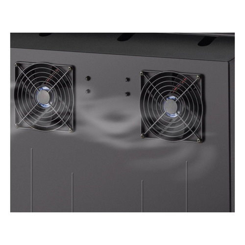 "View Larger Image of 20"" Active Cooling Back Panel (Black)"