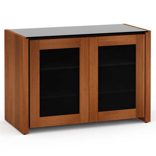View Larger Image of Chameleon Corsica Twin 323 Television Stand Cabinet (Cherry)