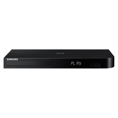 View Larger Image of BD-J6300 3D Blu-ray player with 4K upscaling and Wi-Fi