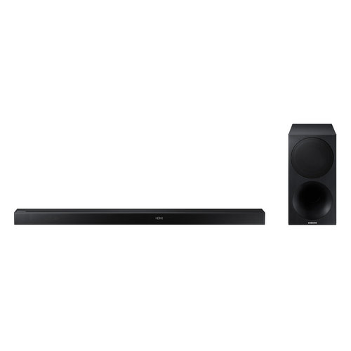 View Larger Image of HW-M550 340W 3.1 Channel Soundbar with Wireless Subwoofer (Black)