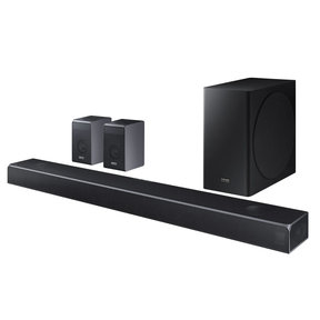 HW-Q90R Harman Kardon 7.1.4-Channel Sound Bar with Dolby Atmos