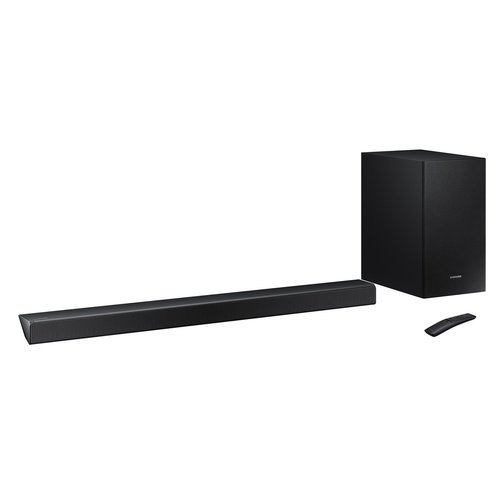 View Larger Image of HW-R550 Sound Bar with Wireless Subwoofer