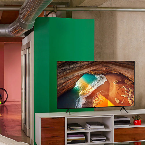 """View Larger Image of QN49Q60R 49"""" QLED 4K Smart TV with Bixby Intelligent Voice Assistant"""