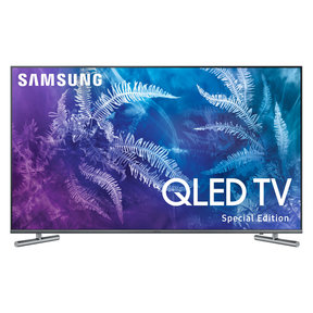 """QN49Q6FN 49"""" QLED 4K UHD HDR Smart TV with Bixby Intelligent Voice Assistant"""