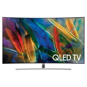 "QN55Q7C 55"" Curved 4K UHD HDR QLED Smart TV"